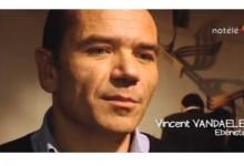 Vincent Vandaele sur NoTélé - 20140304
