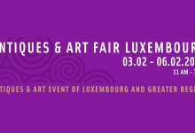 Antiques & Art Fair Luxembourg 2017